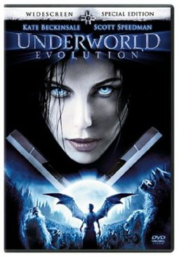 Underworld II: Evolution - DVD cover