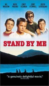 Stand By Me - VHS cover