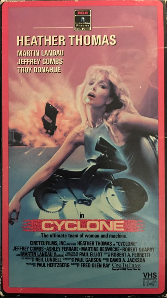 Cyclone -  cover