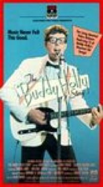 The Buddy Holly Story - VHS cover