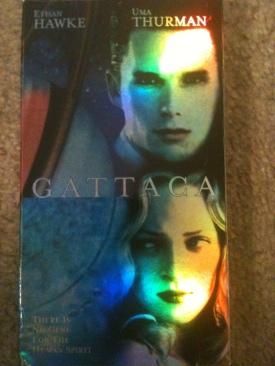 Gattaca - VHS cover