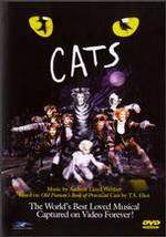 Cats - DVD cover