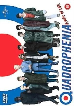 Quadrophenia - DVD cover