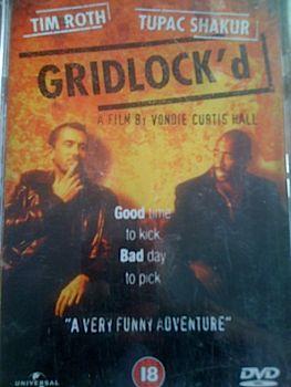 Gridlockd - DVD cover
