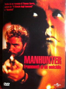 Manhunter - DVD cover