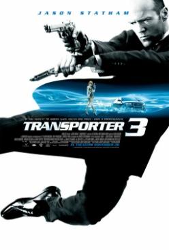 Transporter 3 - DVD cover