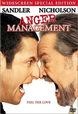 Anger Management - Video CD cover