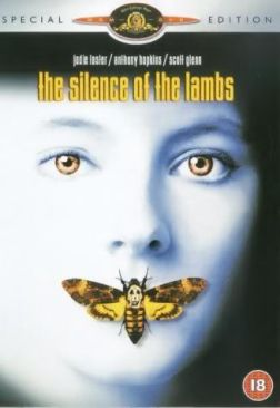 The Silence of the Lambs - DVD cover