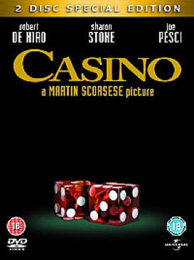 Casino - DVD cover