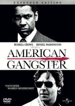 American Gangster - CED cover