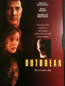 Outbreak - Video 8 cover