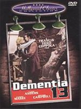Dementia 13 - DVD cover