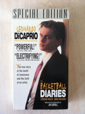 The Basketball Diaries - VHS cover