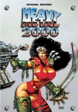 Heavy Metal 2000 - Betamax cover