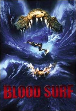 Blood Surf.     ( Krocodylus ) - DVD cover