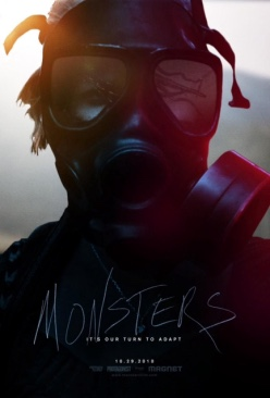 Monsters - Blu-ray cover