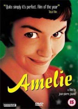Amélie - DVD cover