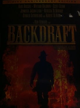 Backdraft - UMD cover