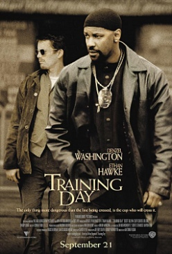Training Day - DVD cover