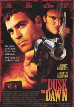 From Dusk Till Dawn - VHS cover