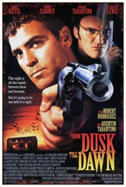 From Dusk Till Dawn - Laser Disc cover
