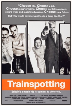 Trainspotting - DVD cover