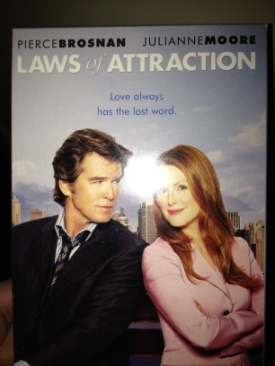 Laws of Attraction - VHS cover