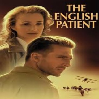 The English Patient - Video CD cover