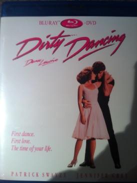 Dirty Dancing - Blu-ray cover