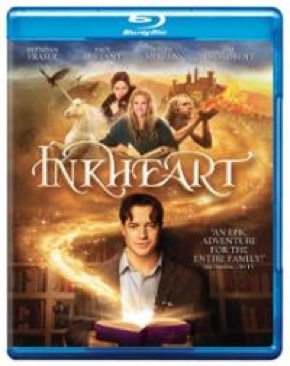 Inkheart - Blu-ray cover