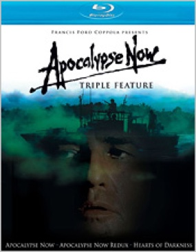 Apocalypse Now - Blu-ray cover