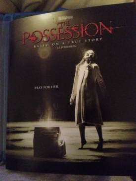 The Possession - Blu-ray cover