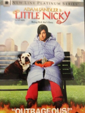 Little Nicky - DVD cover