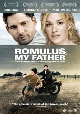 Romulus, My Father - DVD cover