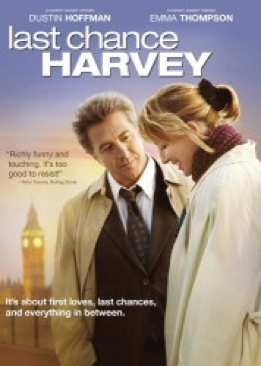 Last Chance Harvey - DVD cover