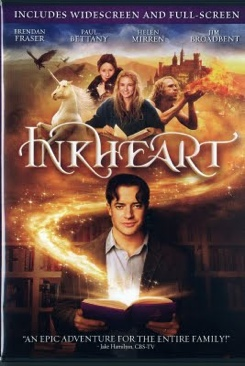 Inkheart - CED cover