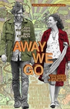 Away We Go - UMD cover