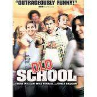 Old School - DVD-R cover