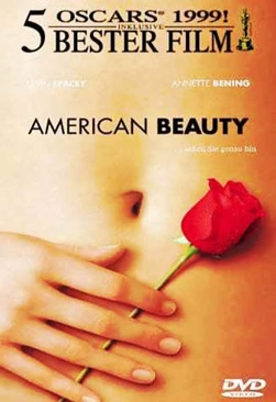 American Beauty - DVD cover