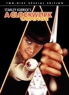 A Clockwork Orange - UMD cover