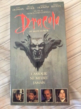 Dracula - VHS cover