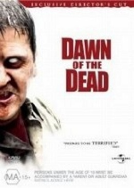 Dawn of the Dead - DVD cover