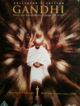 Gandhi - VHS cover