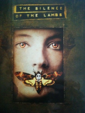 The Silence of the Lambs - Video CD cover