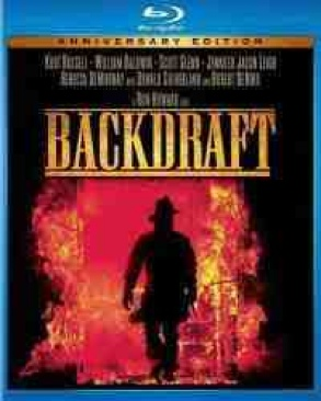 Backdraft - HD DVD cover