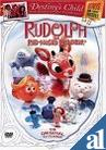 Rudolph the Red-Nosed Reindeer - DVD cover