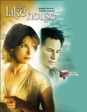 The Lake House - DVD cover