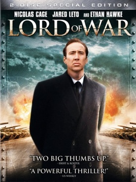Lord of War - Video CD cover