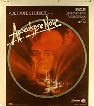 Apocalypse Now - CED cover