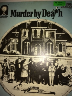 Murder by Death - CED cover